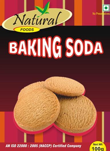 Baking Soda Double Acting Baking Powder
