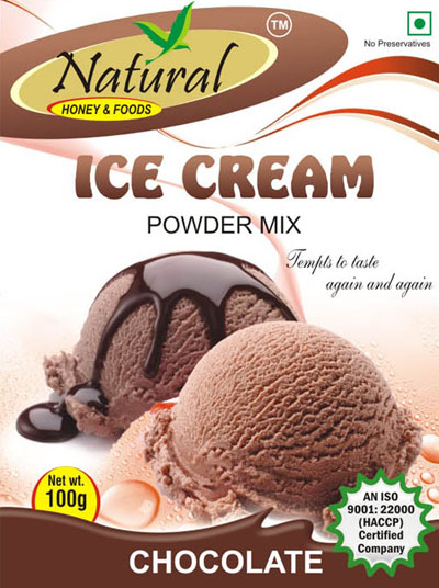 Natural foods we are a renowned manufacturer exporter importer icecream mix chocolate ccuart Images